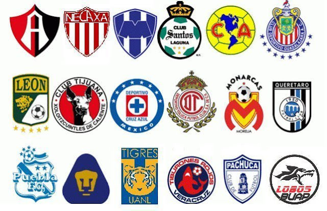 Calendario del apertura 2018 del futbol mexicano