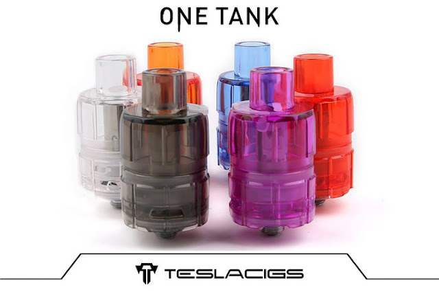 Disposable Vape Tank?! You Should Know Tesla ONE Tank