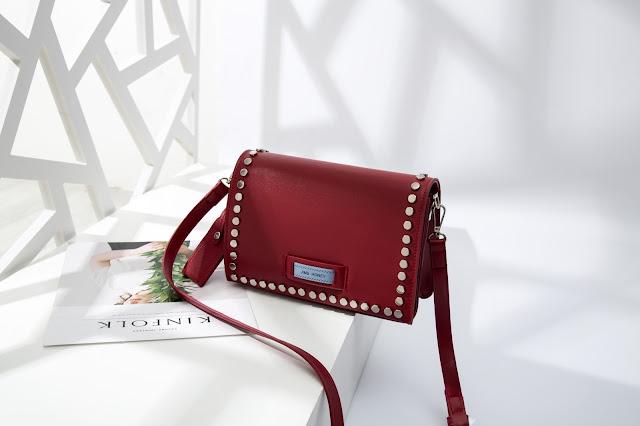 Jims Honey Sasha Bag Red