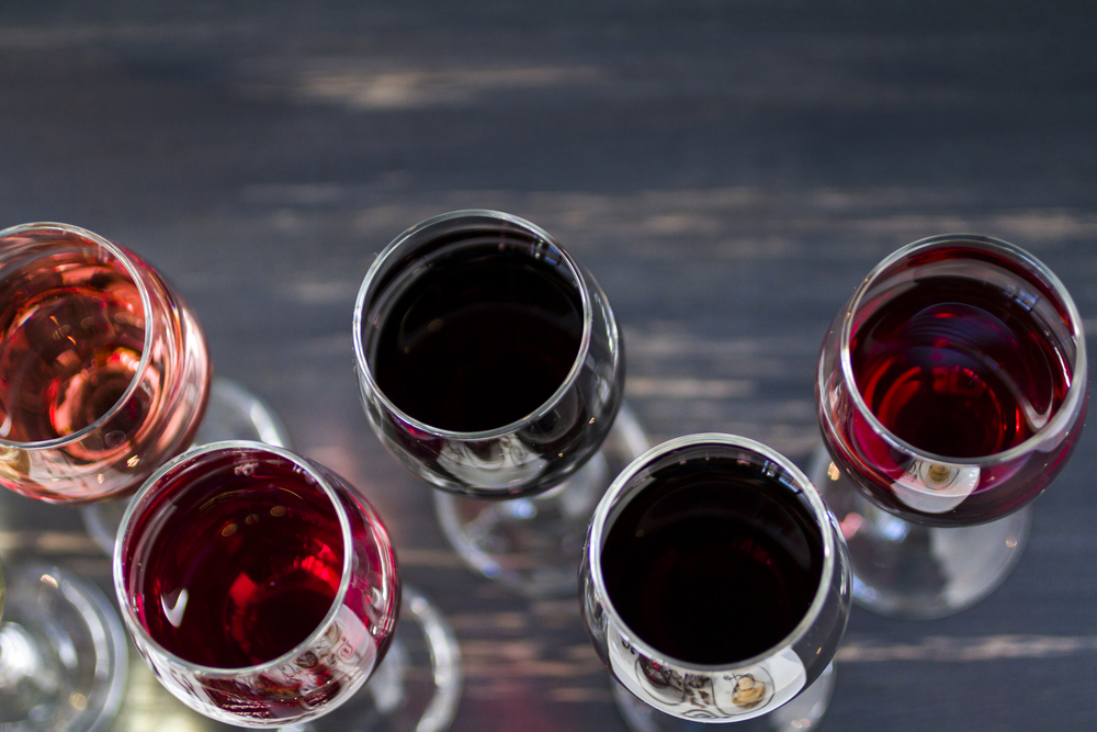 Seven Springs Winery: The 7 S's of Wine Tasting