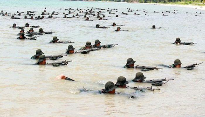 SS-1 M Series: Berlapis Phosphate Diciptakan Untuk Marinir TNI AL