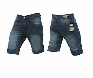 celana jeans, celana jeans pendek, celana jeans pendek pria
