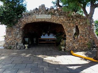 Gruta de Quartzo, em Cotiporã