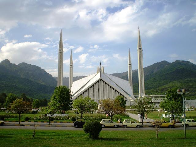 Shah Feisal mosque