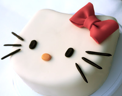Cakes And Cookies Hello Again Kitty