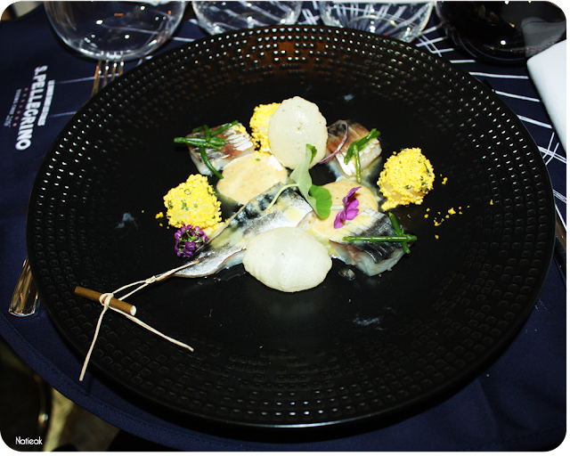 plat-signature du gagnant Young chef 2016 Shintaro Awa