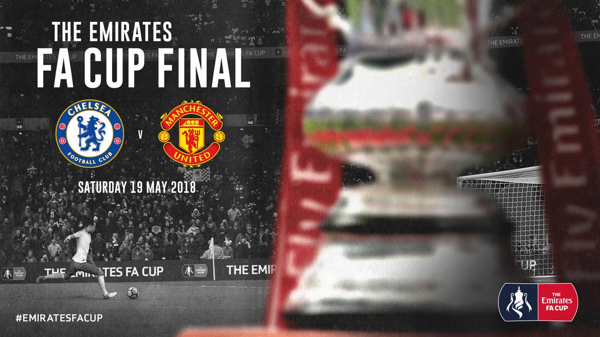 Dav Aulak's Sports: FA Cup Final 2018 Pick- Chelsea v Manchester ...