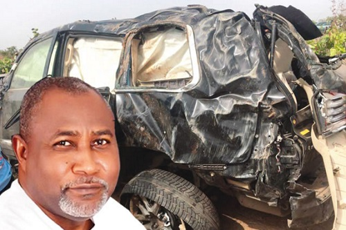Tears As Ocholi, Wife & Son Die In Auto Crash As Aide, Driver Survive