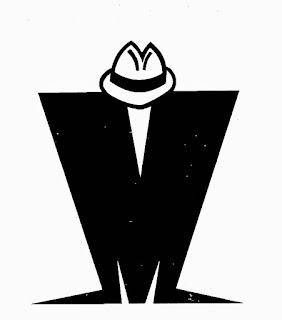Logotipo de Madness. Una M negra; sobre la letra hay un sombrero