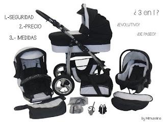 regalos recién nacido blog mimuselina cochecito