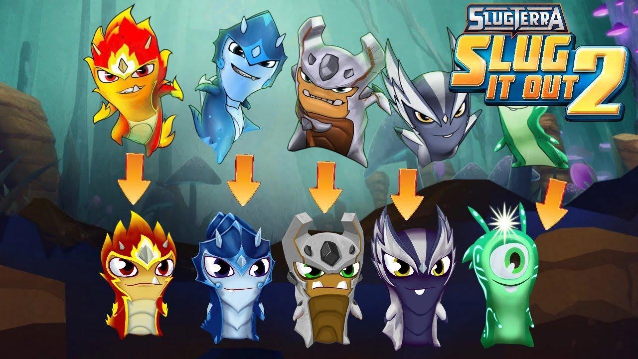 Slugterra: Slug it Out 2 v2.0.0 Mod Apk ( Money/Gems