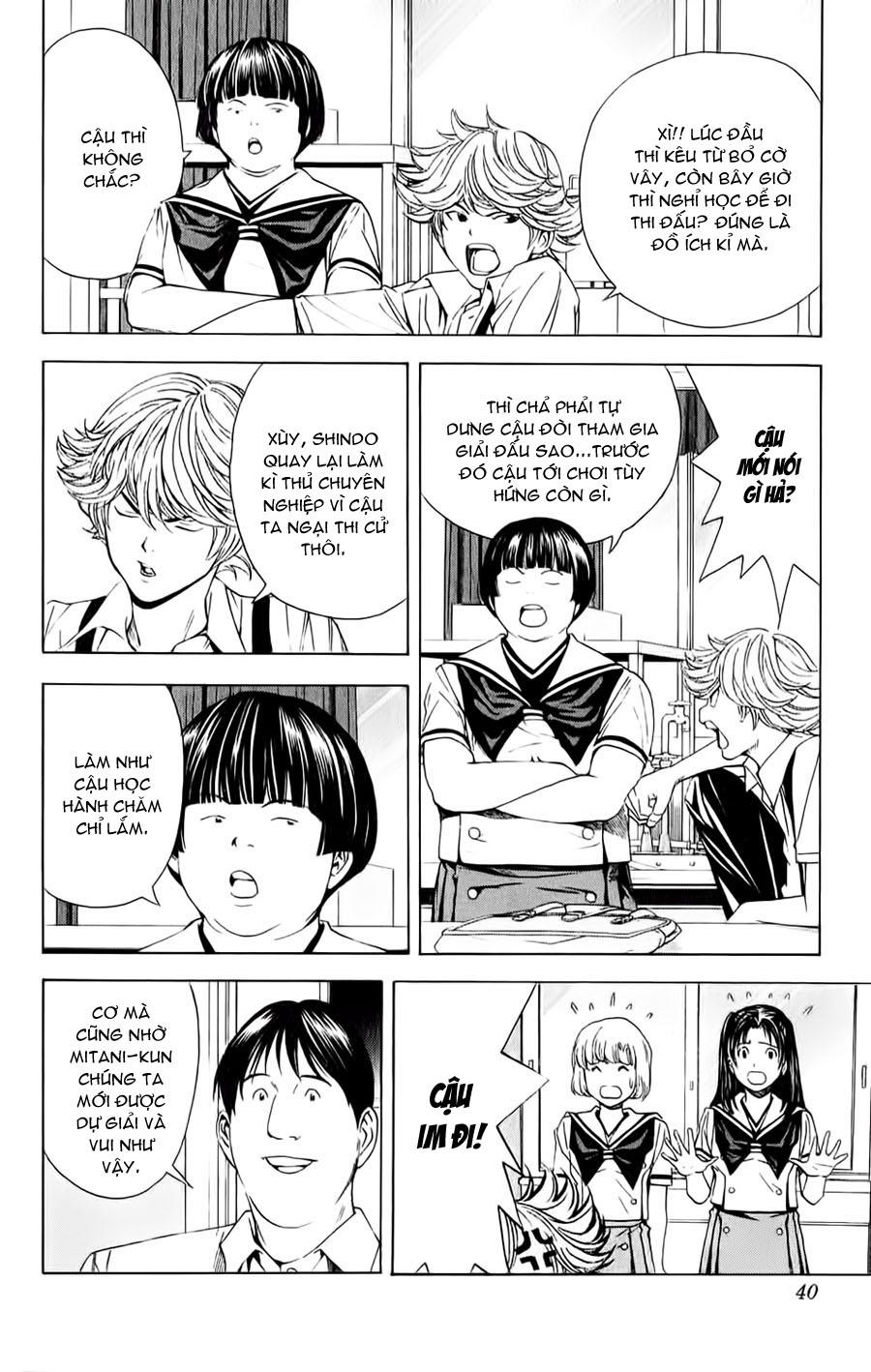 Hikaru No Go hikaru no go chap 141 trang 13