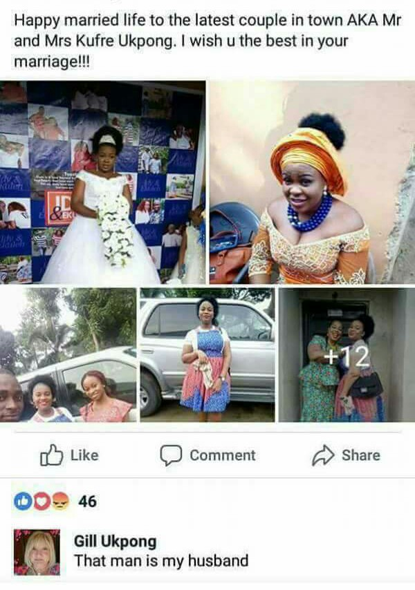"""Update: """"He is a narcissist, bloody liar and bigamist"""" - British woman reveals further details about her Nigerian husband who got married to another woman"""