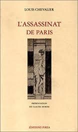 3 Heures avec Louis Chevalier sur France Culture