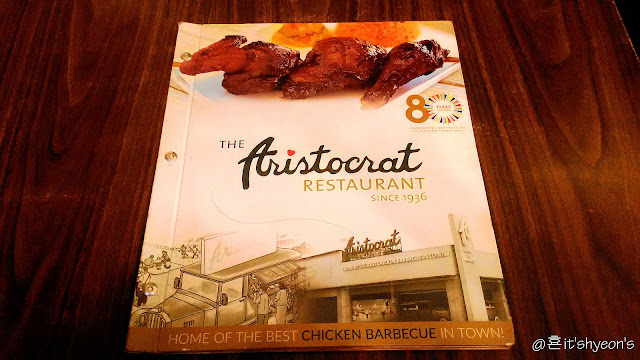 The Aristocrat Restaurant; Getaway to Manila; Philippines