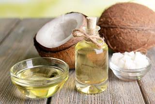 Aceite de Coco Para Eliminar El Herpes