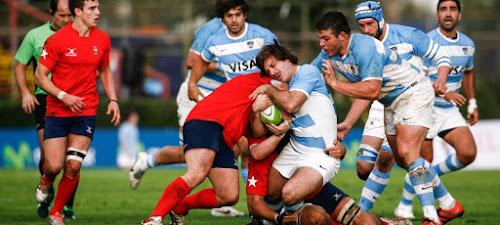 Argentina XV gana la Sudamérica Rugby Cup 2016