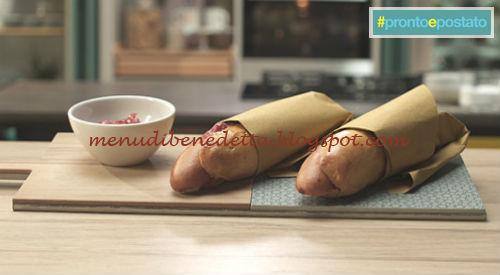 Pronto e postato - Hot dog ricetta Benedetta Parodi