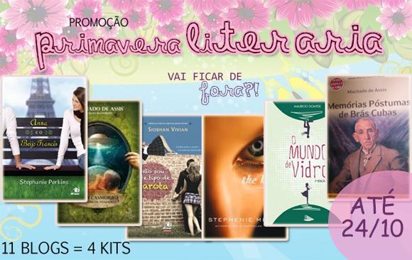 Promocao: Primavera Literaria 11