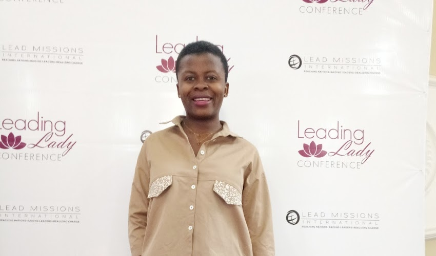 How To Lead Intentionally || The Leading Lady Conference