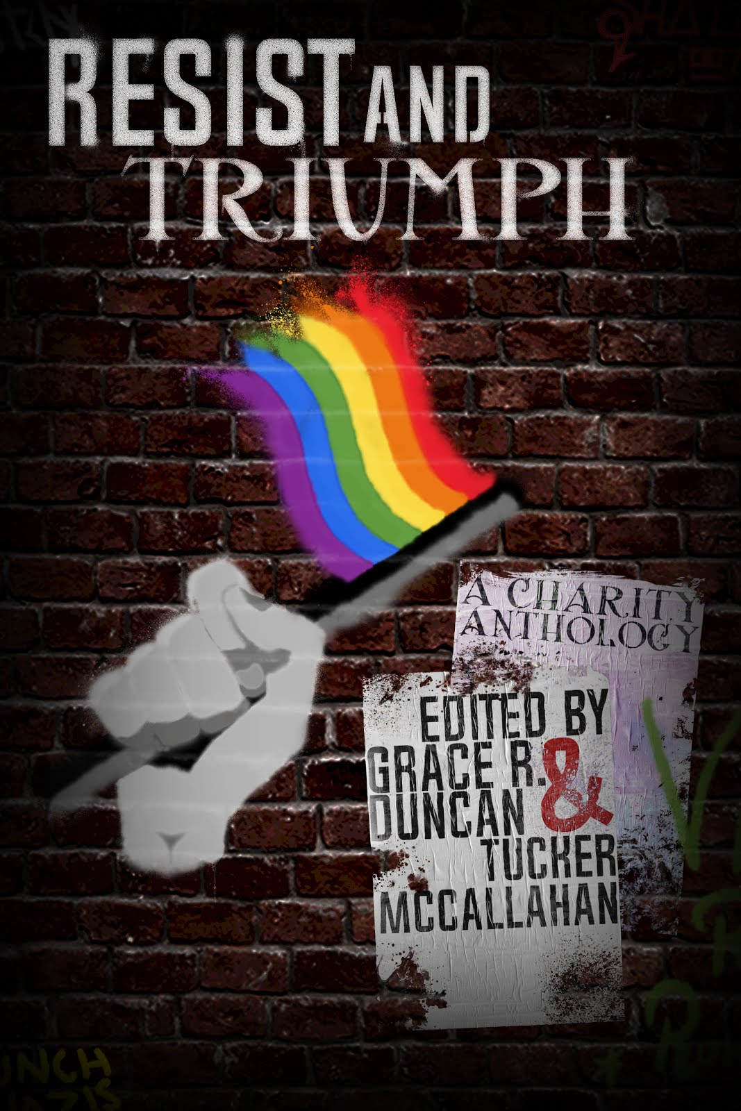 Resist & Triumph Anthology