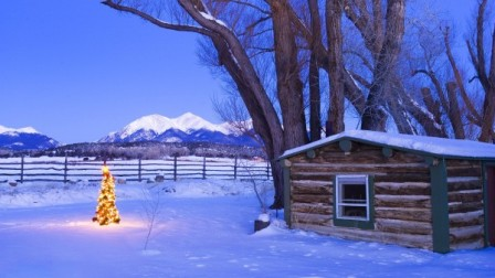 Christmas nature wallpapers add zing your desktop merry - Christmas nature wallpaper ...