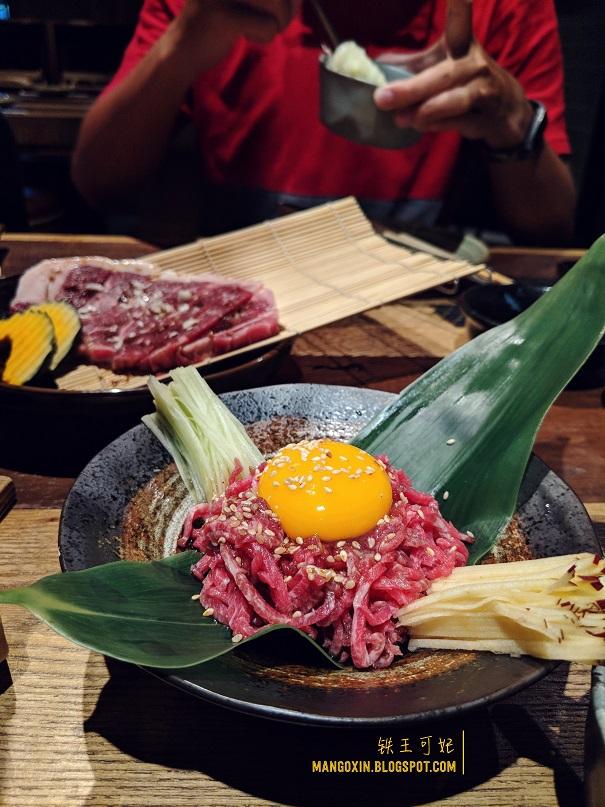 [曼谷吃喝篇] 日式动漫烧烤主题餐厅 Kukkuuk Yakiniku (曼谷隐藏版烧烤)