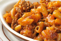 Beef & Macaroni Chili