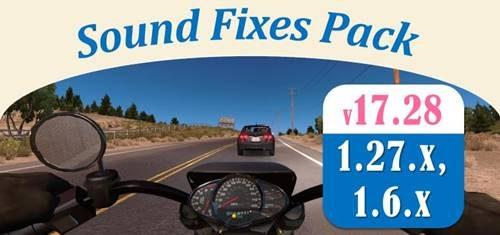 Sound Fixes Pack v17 28 - GamesMods17