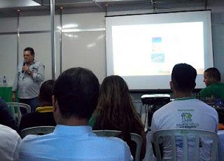 CPRM participa da V Feira Internacional das Esmeraldas de Campos Verdes (GO)