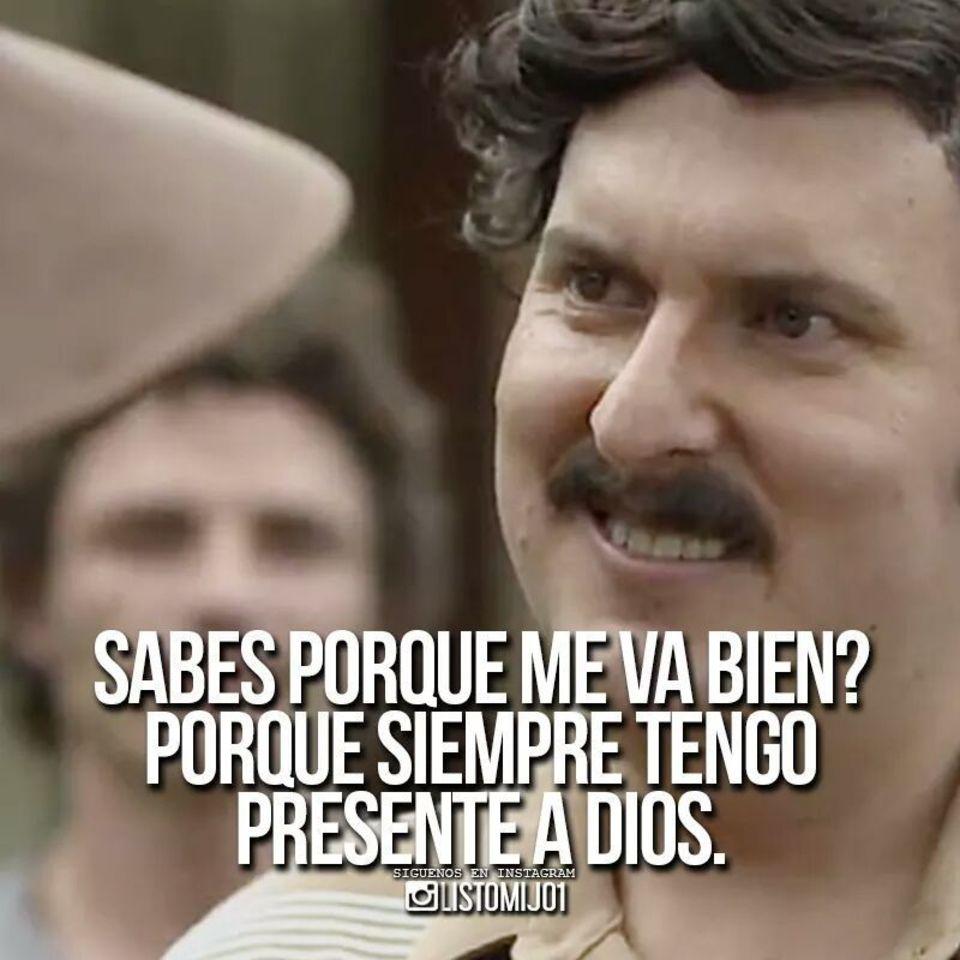 Pablo Escobar Quotes In Spanish. QuotesGram  Pablo Escobar Frases
