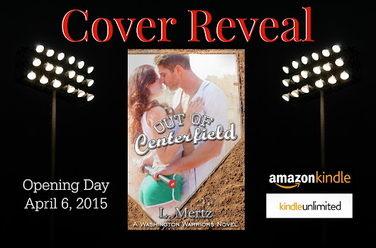 Out of Centerfield by L.Mertz Cover Reveal