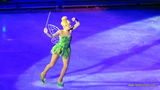 Disney on Ice Tinkerbell