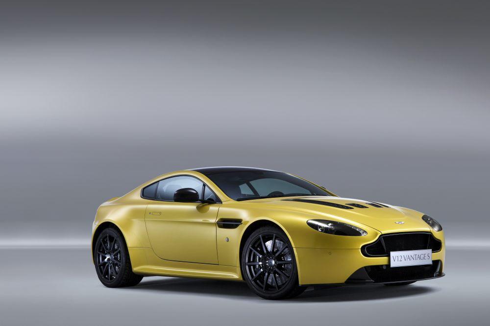 Awesome Cars Fastest Aston Martin V12 Vantage S Revealed