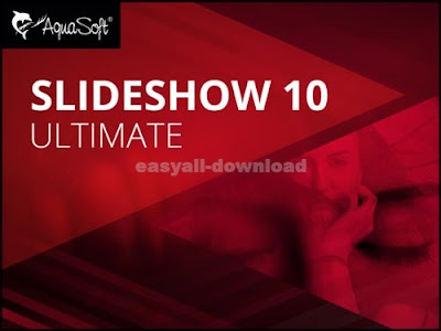 AquaSoft SlideShow 10 Ultimate 10.3.03 [Full Crack] โปรแกรมทำสไลด์โชว์ และ สร้างรูปเคลื่อนไหว
