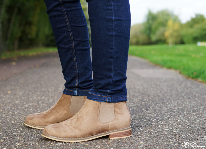 ALDI Chelsea Boots for Ladies