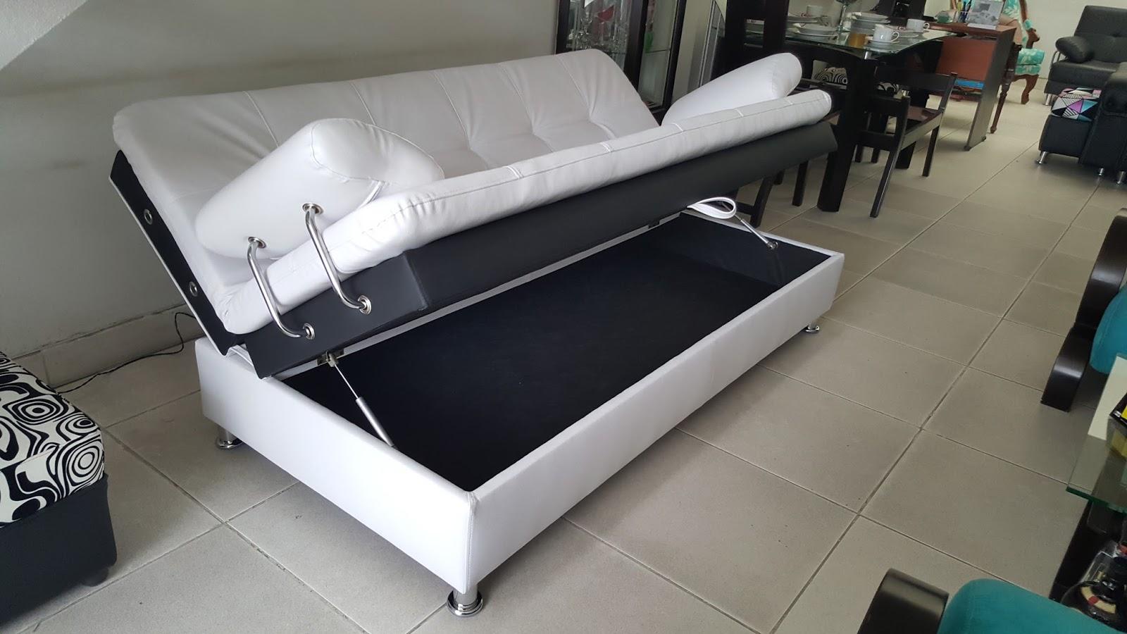 Sofa Cama Plegable Multifuncional Bed Halifax Mueblesalkar