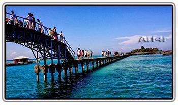 Objek Wisata Pulau Tidung
