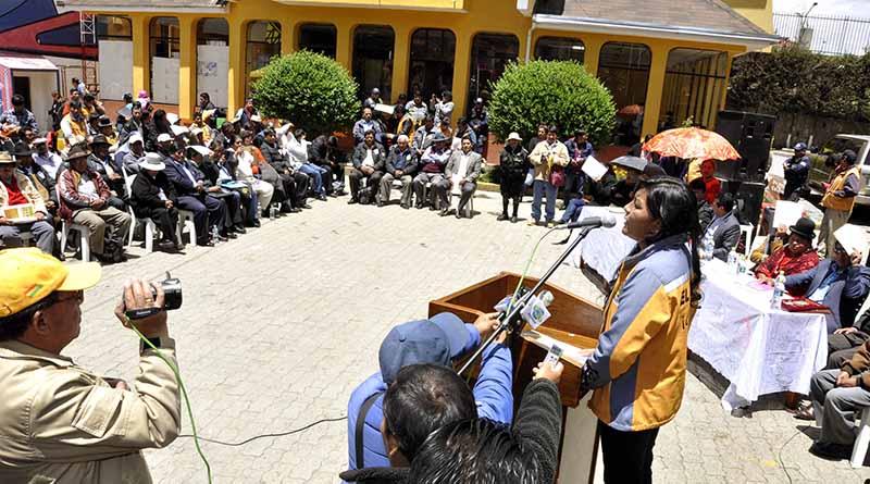 Más de medio siglo de vida cumplió la primera organización social de El Alto