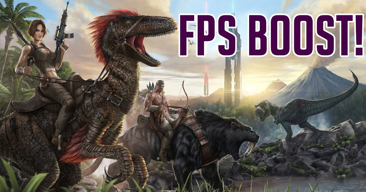 how to show fps in ark