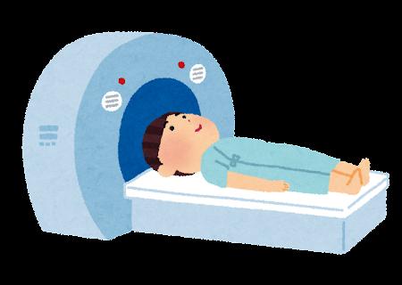 年賀状 年賀状の文字 : MRI・CTスキャンのイラスト ...