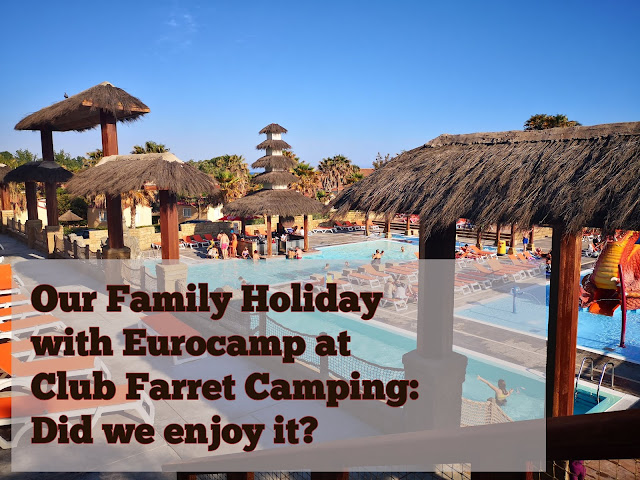 eurocamp club farret header