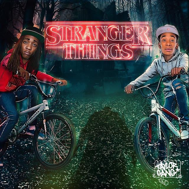 Wiz Khalifa – Stranger Things (feat. J.R. Donato)