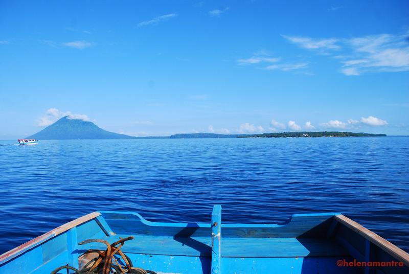 Turnamen Foto Perjalanan: Laut. Bunaken-Boulevard, Manado. © Helenamantra