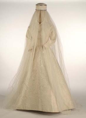 vestido de novia vintage