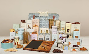 Harrods Christmas Hampers