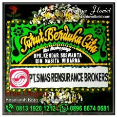 Toko Bunga di Tanah Abang Jakarta Pusat