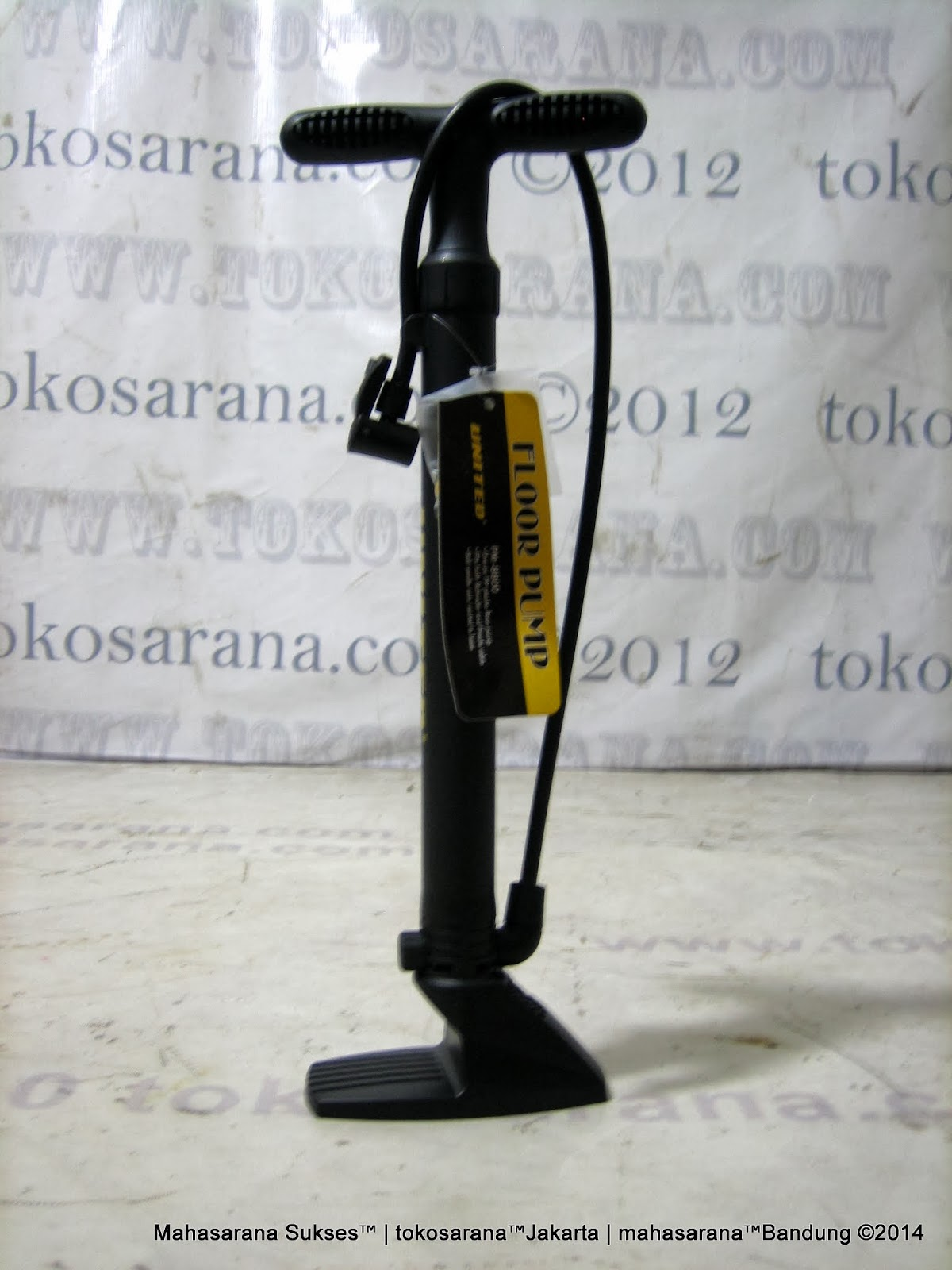 Pompa Sepeda United Component PM8800 Floor Pump