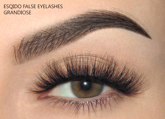 Esqido False Lashes Noire Collection Grandiose