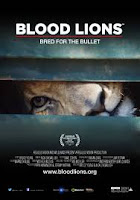 Blood Lions: Bred for the Bullet (2015) Poster